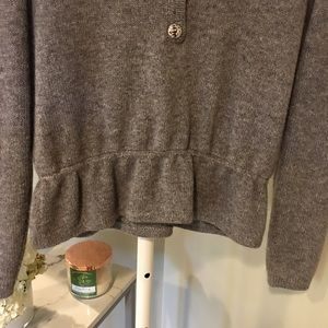 St. John Sweaters - St. John for Neiman Marcus vintage grey cardigan